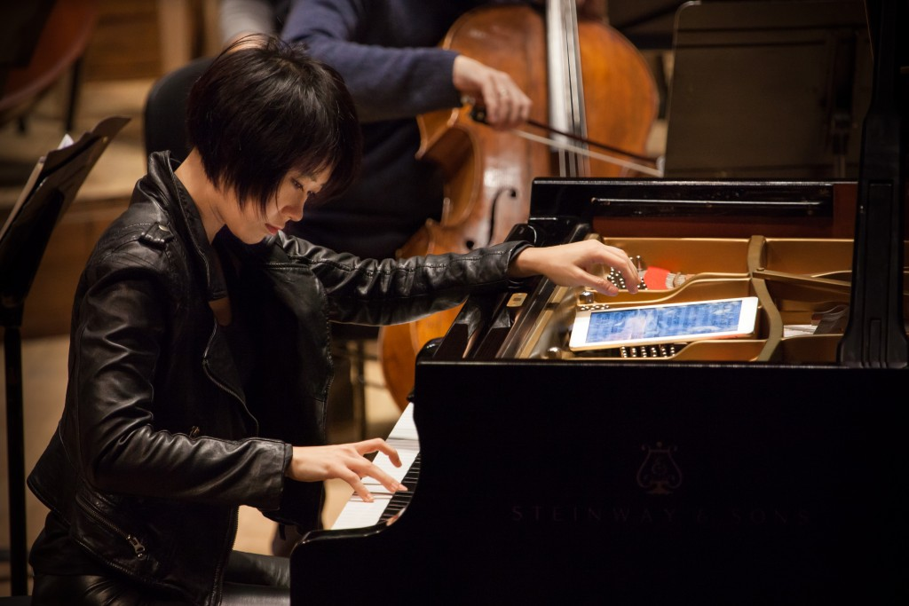 a review of the rachmaninoffs piano concerto no 2 performed by yuja wang For yuja, yes her playing is fresh rachmaninov: rhapsody on a theme of paganini piano concerto no 2 (piano: yuja wang mahler chamber orchestra/abbado.