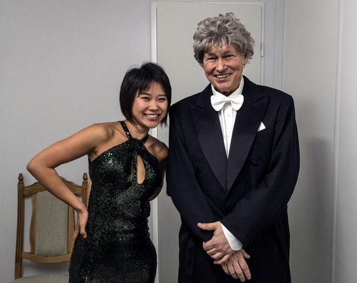 With Maestro Zoltán Kocsis