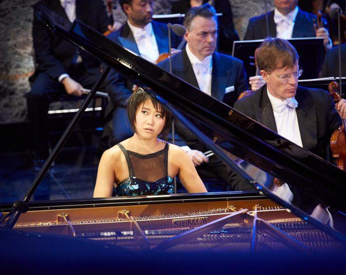 Vienna Philharmonic - Sommernachtskonzert 2019. Photo: Max Parovsky