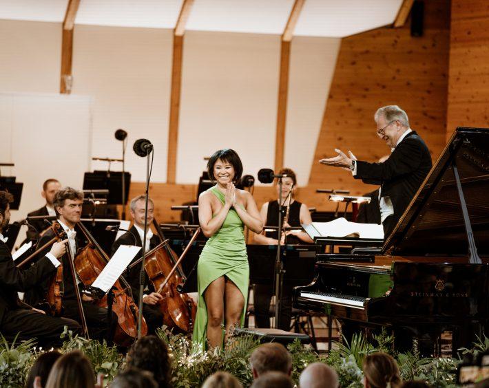 Rija Jurmala Music Festival. Photo: Pauls Zvirbulis